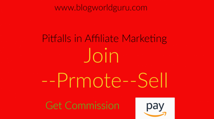 Pitfalls in Affiliate Marketi