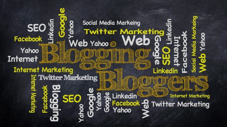 Various aspects of Blogging